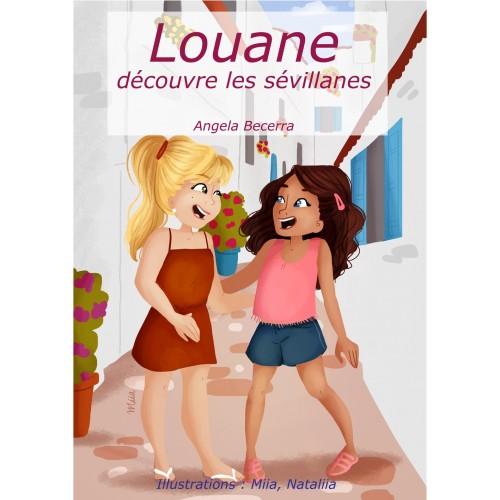Louane découvre les sévillanes