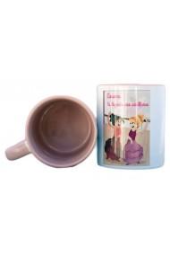 Mug rose Sévillanes