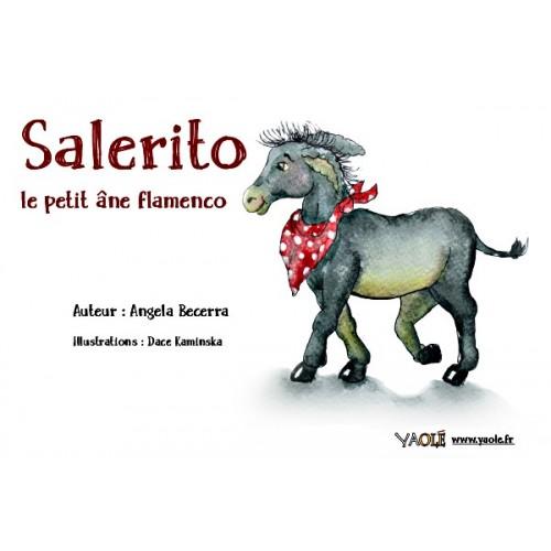 Salerito, le petit âne Flamenco